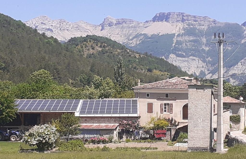Louer sa toiture pour produire de l'énergie solaire